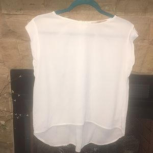 White sheer blouse—why is this blouse not yours?
